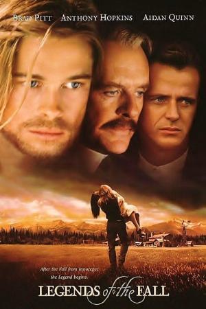 Huyền Thoại Mùa Thu Legends Of The Fall.Diễn Viên: Brad Pitt,Anthony Hopkins,Aidan Quinn