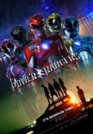 5 Anh Em Siêu Nhân Power Rangers Movie.Diễn Viên: David Denman,Bill Hader,Elizabeth Banks,Bryan Cranston,Naomi Scott