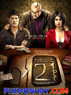 Bỏ Cuộc Là Chết - Bàn Số 21: Table No. 21