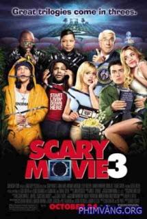 Liên Khúc Phim Kinh Dị 3 Scary Movie 3.Diễn Viên: Anna Faris,Charlie Sheen,Regina Hall