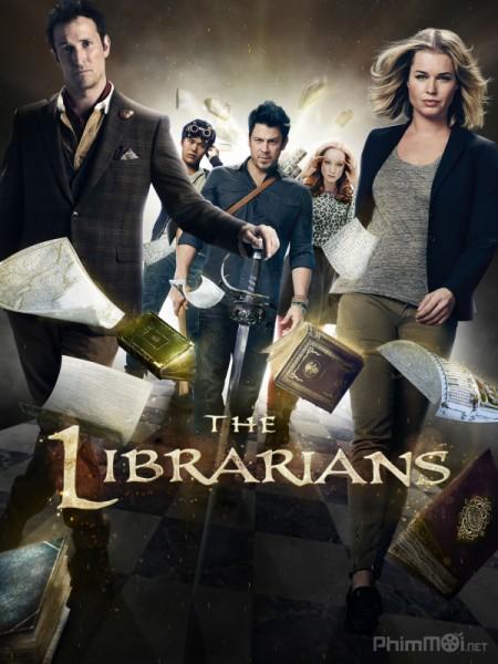 Hội Thủ Thư Phần 3 The Librarians Season 3.Diễn Viên: Danny Jacobson,Joe Keenan,Matthew Perry