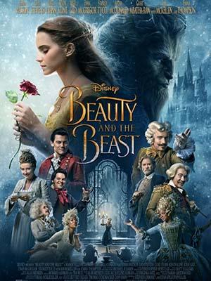 Người Đẹp Và Quái Vật Beauty And The Beast.Diễn Viên: Emma Watson,Dan Stevens,Luke Evans