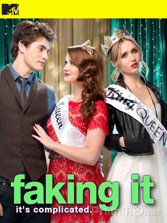 Nổi Tiếng Nhanh Phần 3 Faking It Season 3.Diễn Viên: Gregg Sulkin,Rita Volk,Katie Stevens
