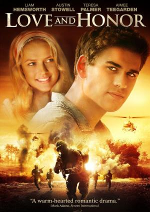 Tình Yêu Và Danh Dự Love And Honor.Diễn Viên: Liam Hemsworth,Teresa Palmer,Aimee Teegarden