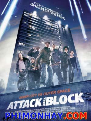 Tổng Tấn Công - Attack The Block