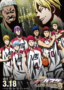 Kuroko No Basket: Last Game Gekijouban Kuroko No Basuke.Diễn Viên: Gina Holden,Jana Pallaske,Lance Henriksen
