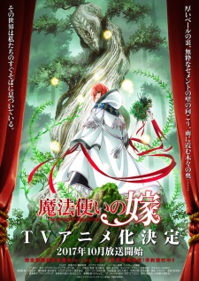 Mahoutsukai No Yome: The Ancient Magus Bride The Magicians Bride, Mahou Tsukai No Yome