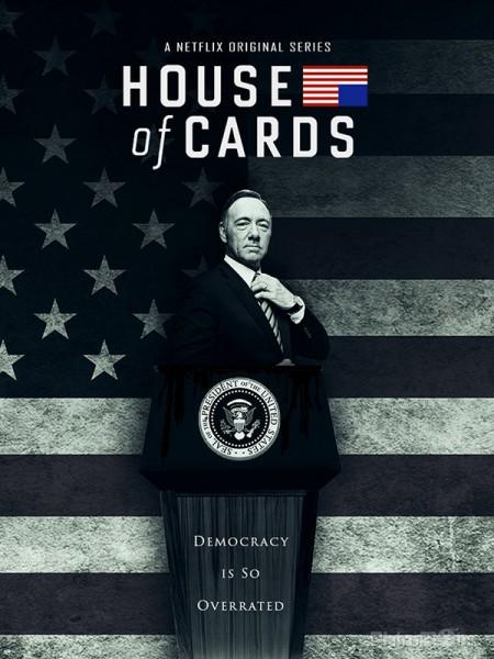 Sóng Gió Chính Trường Phần 5 House Of Cards Season 5.Diễn Viên: Kevin Spacey,Michel Gill,Robin Wright