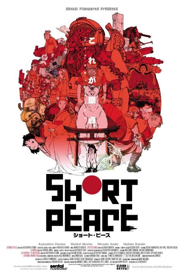 Chuỗi Hạt Đa Màu: Short Peace - Stukumo, Hi No Youjin:  Gambo: Buki Yo Saraba
