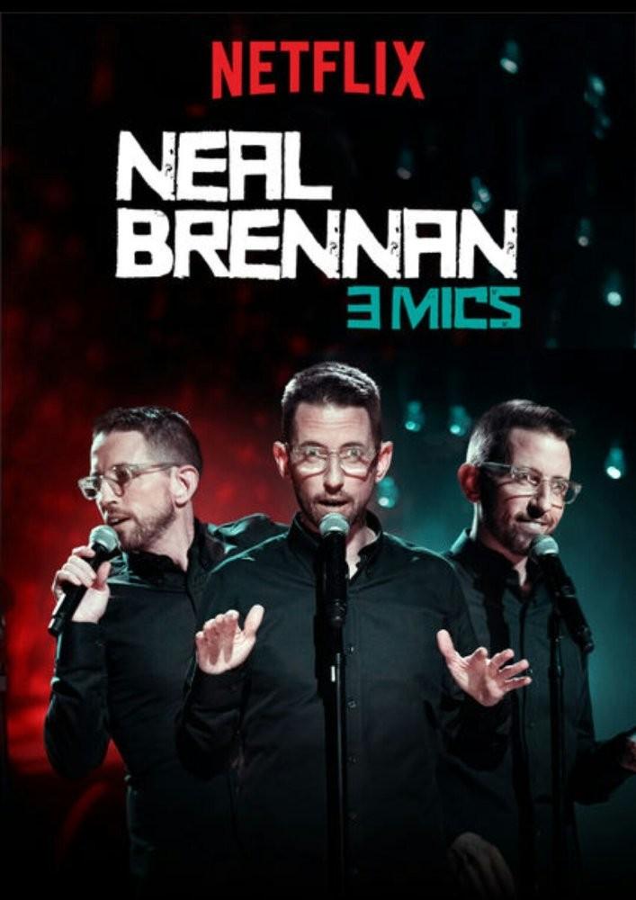 Neal Brennan Và 3 Nhân Cách - Neal Brennan: 3 Mics Việt Sub (2017)