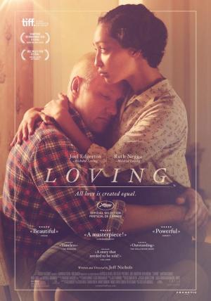 Yêu Loving.Diễn Viên: Joel Edgerton,Ruth Negga,Will Dalton
