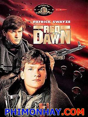 Bình Minh Đỏ Red Dawn.Diễn Viên: Chris Hemsworth,Isabel Lucas,Josh Hutcherson
