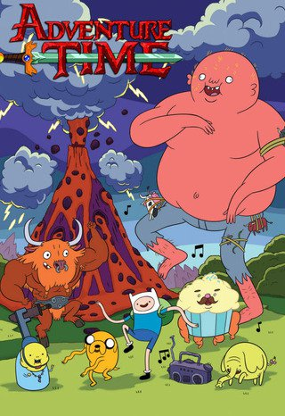 Adventure Time Season 6 - Finn & Jake
