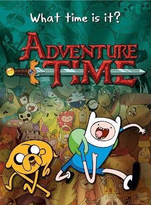 Adventure Time Season 7 - Finn & Jake