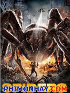Nhện Khổng Lồ Spiders.Diễn Viên: William Hope,Shelly Varod,Brian Hankey