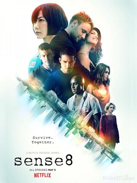 Siêu Giác Quan Phần 2 Sense8 Season 2.Diễn Viên: David Denman,Bill Hader,Elizabeth Banks,Bryan Cranston,Naomi Scott