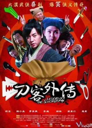 Đao Khách: Huyền Thoại Kiếm Khách Legend Of The Swordsman.Diễn Viên: He Jie,Shi Xiaolong,Luo Jiaying,Liang Jiaren,Qiu Lin,Gao Jun