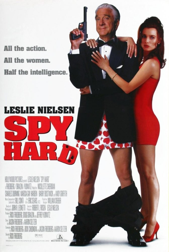 Chàng Điệp Viên... Cứng Cựa Spy Hard.Diễn Viên: Leslie Nielsen,Nicollette Sheridan,Charles Durning