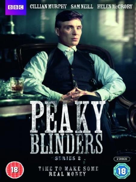 Bóng Ma Anh Quốc Phần 2 Peaky Blinders Season 2.Diễn Viên: Cillian Murphy,Paul Anderson,Joe Cole