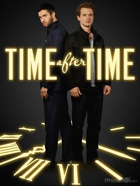 Cỗ Máy Thời Gian Phần 1 - Time After Time Season 1 Việt Sub (2017)