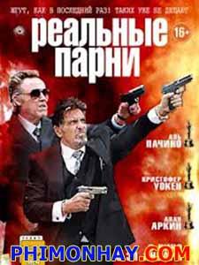 Kẻ Chống Đối Stand Up Guys.Diễn Viên: Al Pacino,Alan Arkin,Christopher Walken