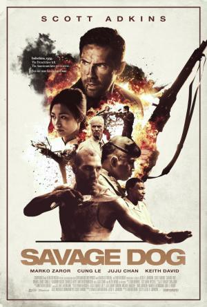 Chiến Binh Huyền Thoại Savage Dog.Diễn Viên: Scott Adkins,Cung Le,Juju Chan,Marko Zaror