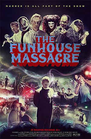 Thảm Sát Tại Nhà Ma The Funhouse Massacre.Diễn Viên: Robert Englund,Jere Burns,Scottie Thompson
