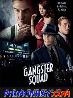 Băng Đảng Gangster - Gangster Squad