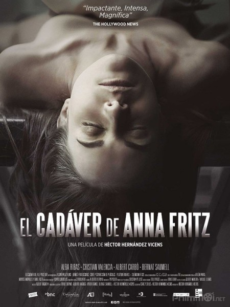 Tử Thi Của Anna Fritz - The Corpse Of Anna Fritz Việt Sub (2015)