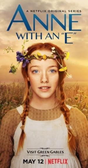 Cô Bé Tóc Đỏ Anne With An E.Diễn Viên: Amybeth Mcnulty,Geraldine James,Rh Thomson
