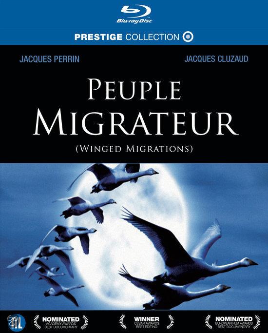 Những Cánh Chim Di Cư Winged Migration.Diễn Viên: Jacques Perrin,Jacques Cluzaud