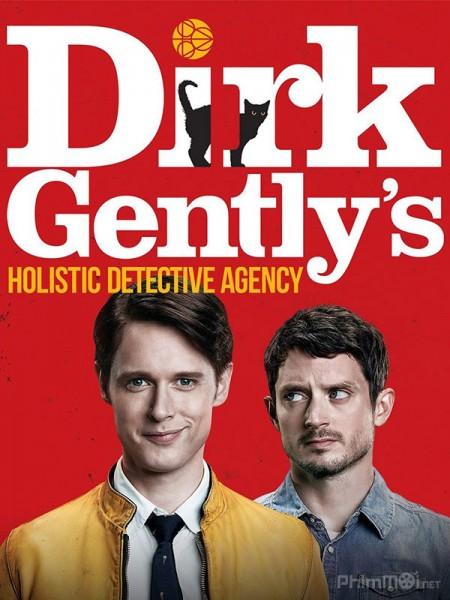 Thám Tử Siêu Nhiên Dirk Gentlys Holistic Detective Agency.Diễn Viên: Robert Clotworthy,Jonathan Young,Franklin Ruehl