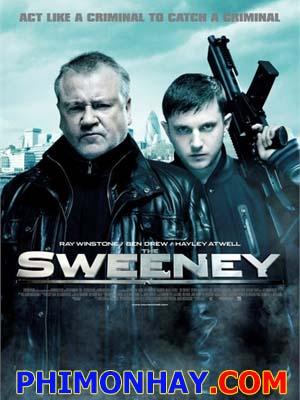 Thám Tử Tài Ba The Sweeney.Diễn Viên: Damian Lewis,Hayley Atwell,Allen Leech