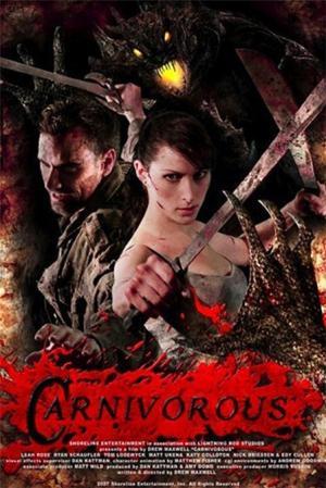 Săn Quỷ Carnivorous.Diễn Viên: Leah Rose,Ryan Schaufler,Tom Lodewyck
