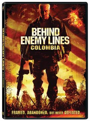 Sau Chiến Tuyến Địch 3: Bão Lửa Colombia - Behind Enemy Lines: Colombia