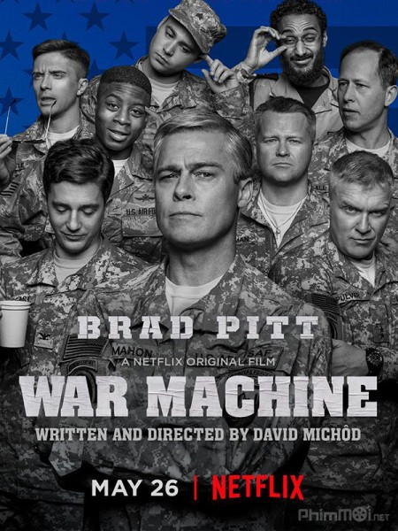 Cỗ Máy Chiến Tranh War Machine.Diễn Viên: Lysette Anthony,Patrick Bergin,Julian Glover