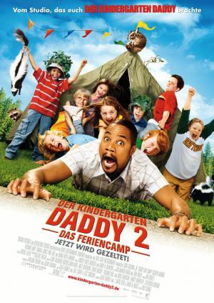Cắm Trại Cùng Bố - Daddy Day Camp Thuyết Minh (2007)