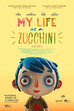 Hành Trình Cuộc Sống My Life As A Zucchini.Diễn Viên: Gaspard Schlatter,Sixtine Murat,Paulin Jaccoud,Michel Vuillermoz
