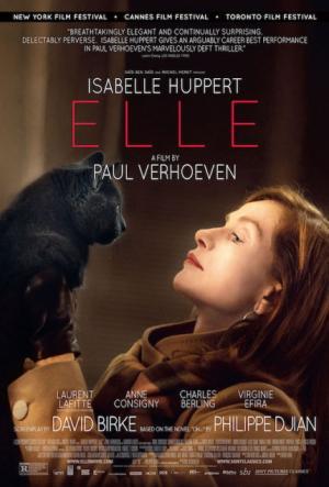 Trò Tiêu Khiển Elle.Diễn Viên: Isabelle Huppert,Laurent Lafitte,Anne Consigny