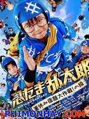Ninja Loạn Thị Điệp Vụ Bất Khả Thi Ninja Kids Summer Mission Impossible.Diễn Viên: Seishirô Katô,Roi Hayashi,Roy Hayashi