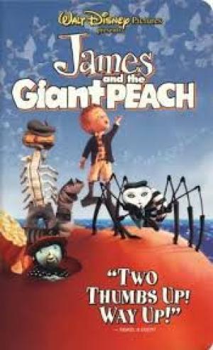 Cậu Bé Mồ Côi Và Trái Đào Khổng Lồ - James And The Giant Peach