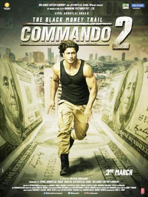 Lính Đặc Công 2 Commando 2.Diễn Viên: Vidyut Jamwal,Adah Sharma,Esha Gupta