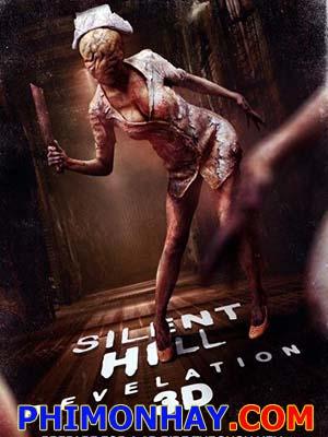 Chìa Khóa Của Quỷ Silent Hill: Revelation 3D.Diễn Viên: Adelaide Clemens,Kit Harington And Sean Bean