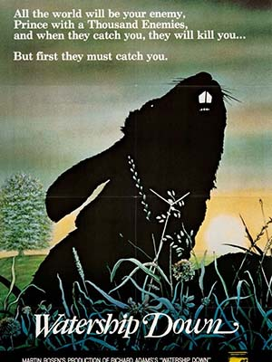 Đồi Thỏ Watership Down.Diễn Viên: John Hurt,Richard Briers,Ralph Richardson