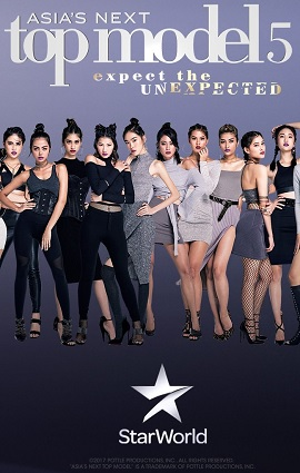 Siêu Mẫu Châu Á Mùa 5 Asias Next Top Model Season 5.Diễn Viên: Pimchanok Leuwisedpaiboon,March Chutavuth Pattarakhampol,Purim Rattanaruangwattana