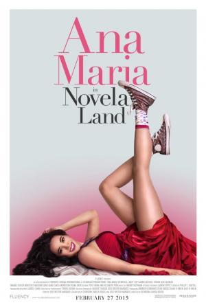 Ana Maria Trong Phim Ana Maria In Novela Land.Diễn Viên: Michael Steger,Juan Pablo Gamboa,Edy Ganem