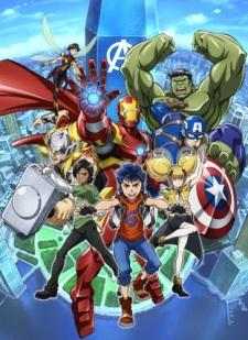 Biệt Đội Siêu Anh Hùng Phiên Bản Anime - Marvel Future Avengers