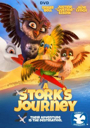 Vẹt Cò Phiêu Lưu Ký A Storks Journey.Diễn Viên: Tilman Döbler,Cooper Kelly Kramer,Shannon Conley