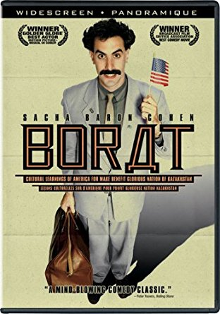 Tay Phóng Viên Kỳ Quái Borat: Cultural Learnings Of America For Make Benefit Glorious Nation Of Kazakhstan.Diễn Viên: Denzel Washington,Chris Pratt,Ethan Hawke