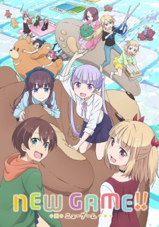 New Game! 2 Second Season Of New Game